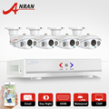 4CH 1080N HDMI DVR Kit IR-Cut Outdoor Security System 1280*720P HD 1800TVL CCTV Camera Home Video Surveillance AHD Camera Set