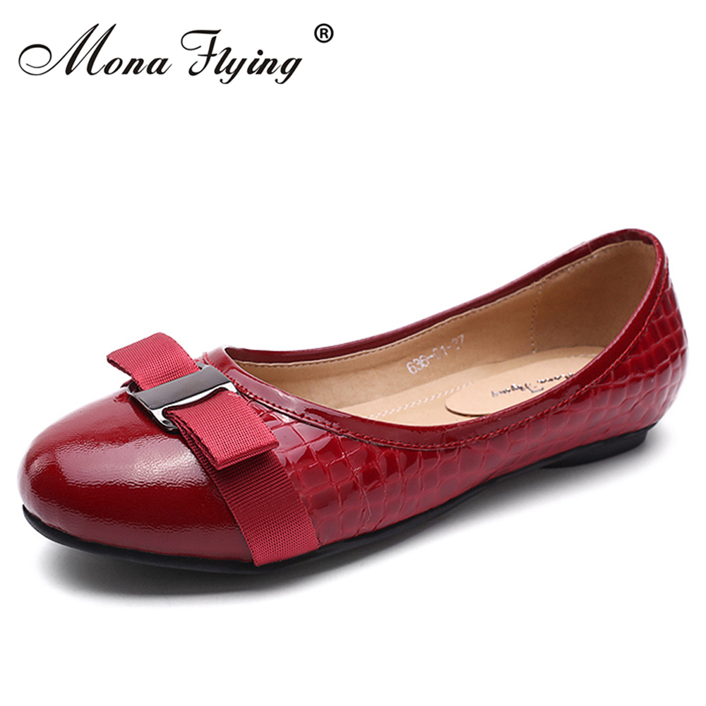 2017 New Summer Out Women Genuine Leather Shoes Woman Flat Flexible Round Toe Nurse Casual Fashion Loafer T636-01  wolf who 2017 summer loafers cut out women genuine leather shoes slip on shoes for woman round toe nurse casual loafer moccasins