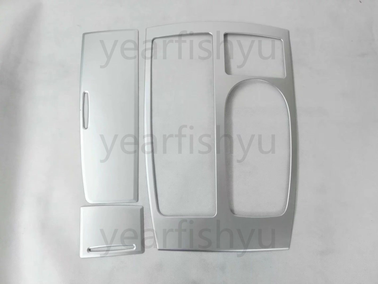 font b Interior b font Gear Cover font b Car b font Styling Accessories Chrome