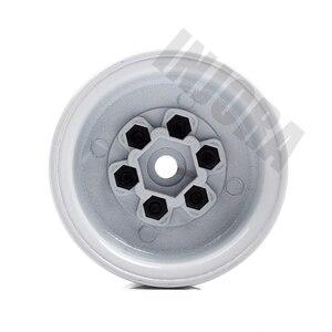 Image 4 - 4PCS 금속 1.9 인치 비드 록 휠 림 1/10 RC 락 크롤러 Traxxas TRX 4 축 SCX10 90046 AXI03007 Tamiya CC01 D90 D110