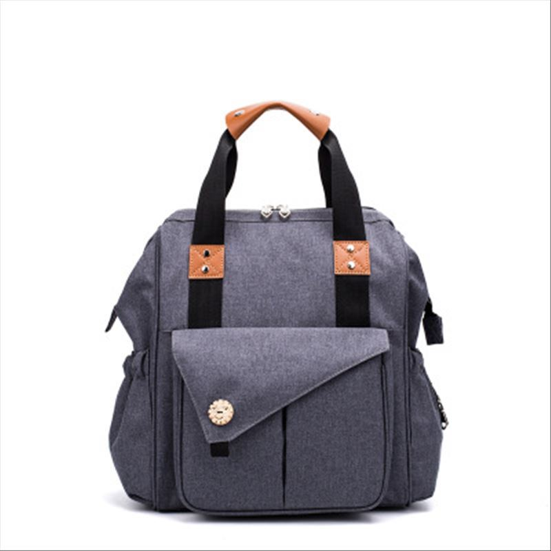 цены на Diaper Bag Mummy Bag Nappy Changing Maternity Large Capacity Travel Backpack Baby Stroller Bags Mother Wetbag Baby Bag for Mum