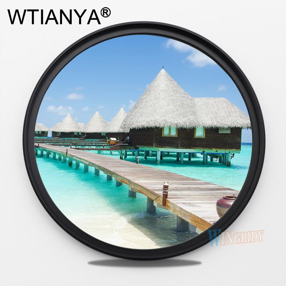 77 mm UV Filter 77mm UV Filter Protective Glass 77mm HD MC UV Filter for Samyang 35mm F1.4 AS UMC 77mm Ultraviolet Filter