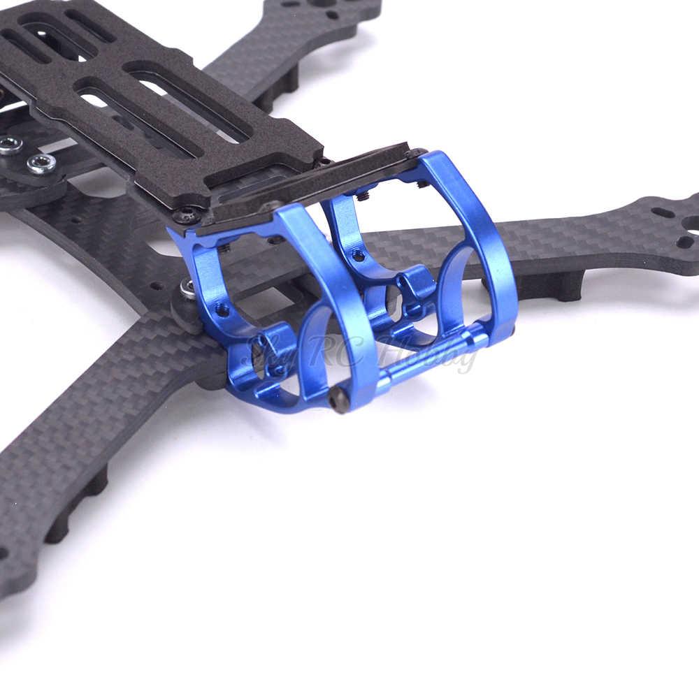 Coq 5 pouces 230 225mm/6 pouces 255mm FPV course Drone quadrirotor cadre FPV Freestyle cadre pour caméléon QAV-R