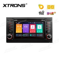 7 Android 8.0 OS Car DVD Multimedia Radio for Audi A4 2000 2008 & S4 2003 2008 & RS4 2002 2008 with Multi Window View Support