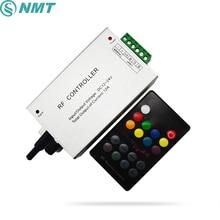 18 Key RGB font b LED b font Music Controller DC12V 24V Audio Sound 3 Channel