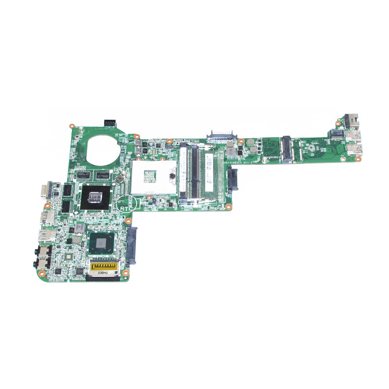 Laptop Motherboard For Toshiba Satellite C840 C845 L840 Notebook PC Main board A000174880 DABY3CMB8E0 HM76 DDR3 ATI HD 7670M nokotion for toshiba satellite l840 l845 laptop motherboard main board ddr3 daby3cmb8e0 a000174140 hd7670m 1gb