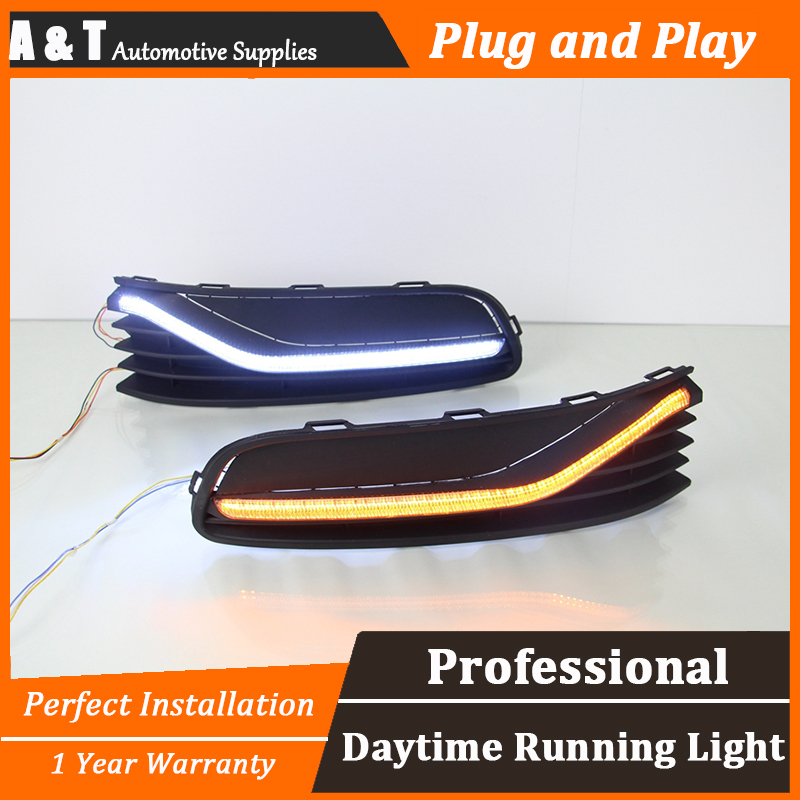 car styling For VW POLO LED DRL For VW POLO led fog lamps led daytime running lights High brightness guide LED DRL car styling for nissan sunny led drl for sunny r led fog lamps daytime running lights high brightness guide led drl