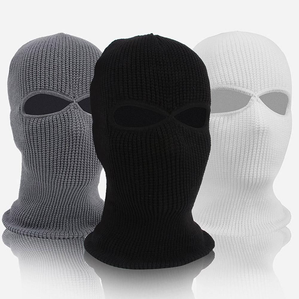 Motorcycle Balaclava Full Face Mask Flexible Warm Helmet Liner Gear Riding Ski Paintball Bicycle Snowboard Windproof Motor Hat
