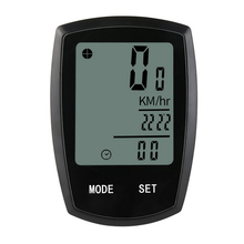 Bike Computer Bicycle Wired odometer Cycle Computer Bike Odometer With Backlight Battery Not Include wired bike computer waterproof backlight bicycle computer digital speedometer cycle velo computer odometer 2a24