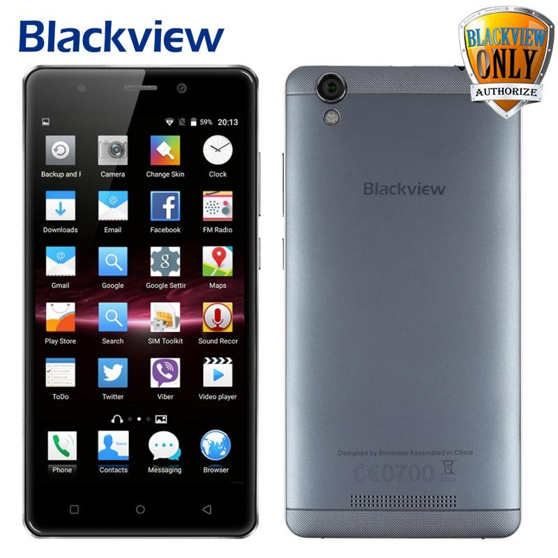 Oficial blackview a8 teléfono móvil 3g 5.0 \