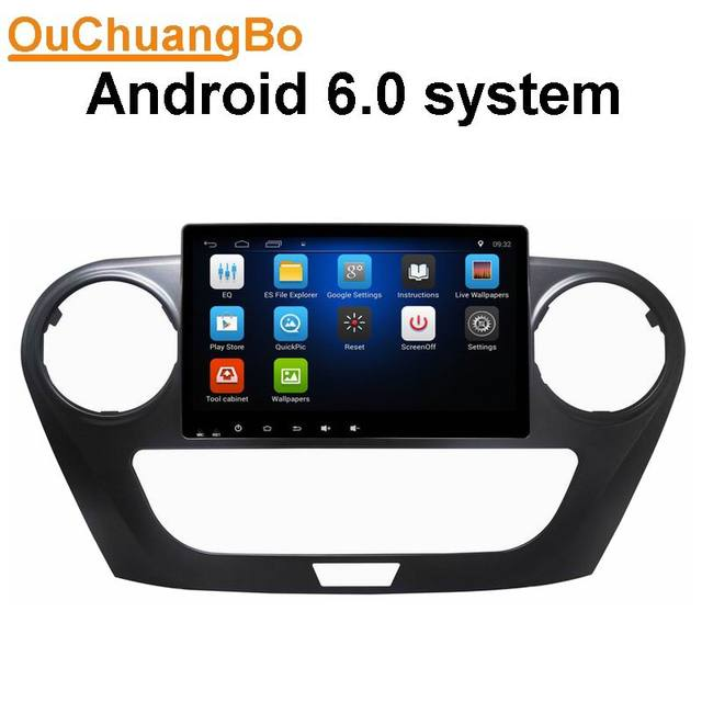 Ouchuangbo Car Radio Gps For Jac Refine M3 2015 With Android 60 Mp3