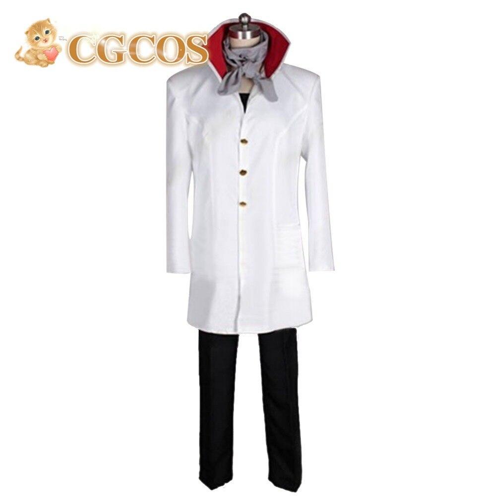 High quality Hot! RWBY Roman Torchwick Uniform Cosplay Costume