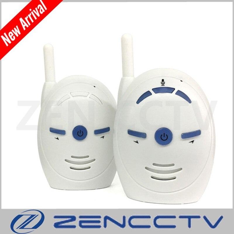 bilder für Neue Kindermädchen Babysitter Tragbare 2,4 GHz Digital Audio Baby Monitor Empfindliche Übertragung Zwei-wege-gespräch Crystal Clear Cry Stimme