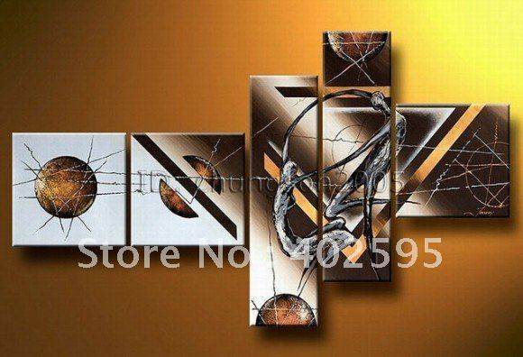 Huge size Modern art Oil Painting On Canvas  abstract wall deco handmade home decorations  Framed YP112312