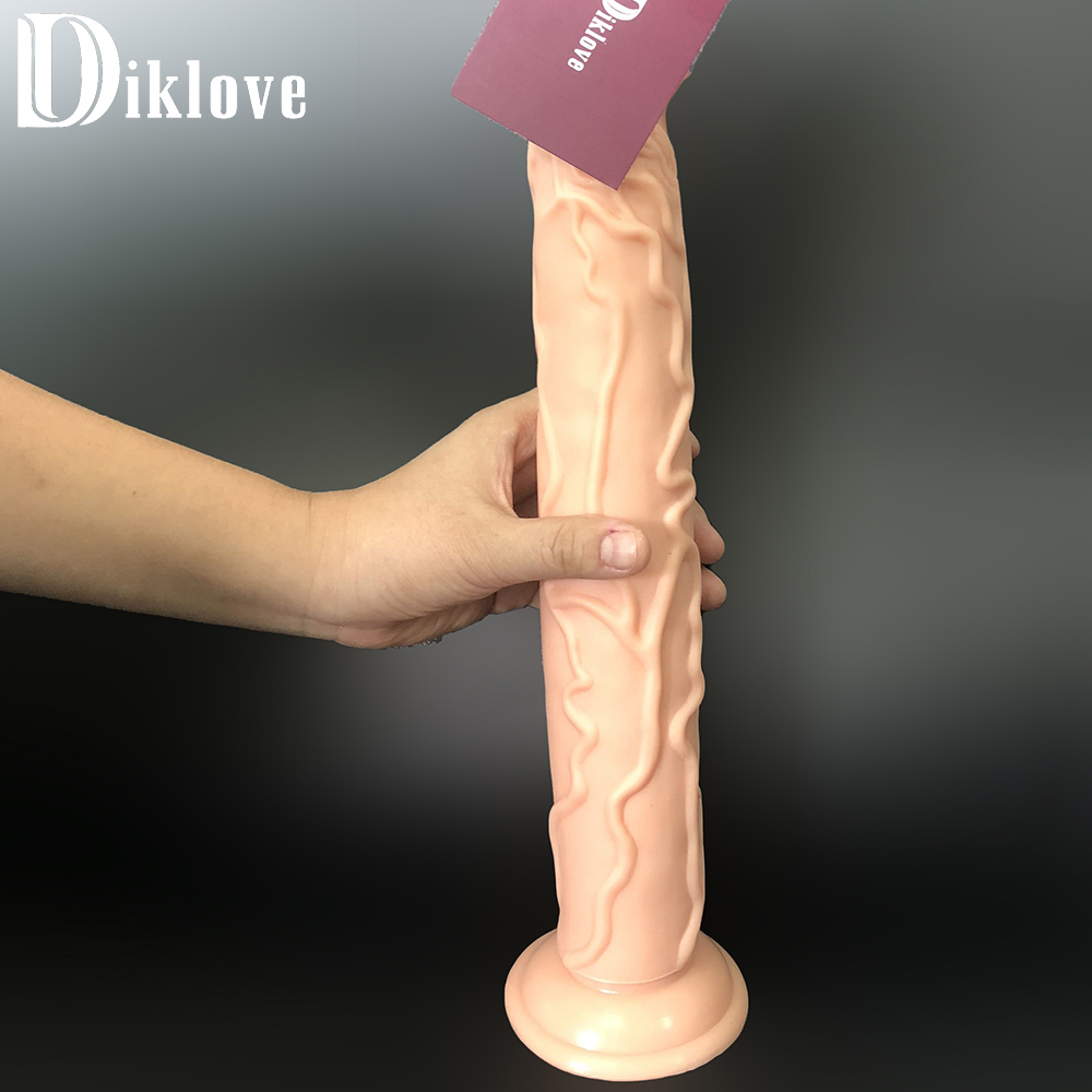 14 35*5CM Big Dildo with Suction Cup Super Soft Silicone Horse Dildo Sex Toys for Women Adult Huge Penis Sex Product14 35*5CM Big Dildo with Suction Cup Super Soft Silicone Horse Dildo Sex Toys for Women Adult Huge Penis Sex Product