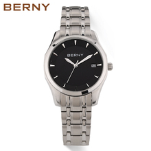 991606842ce Berny Das Mulheres Relógio de Quartzo Relógio de Senhora Relógios de Moda  Top Marca de Luxo