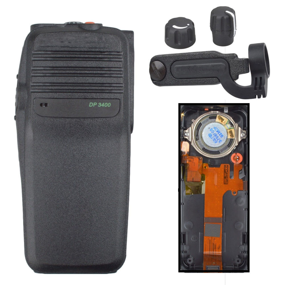 PMLN4922 Housing Case Refurbishment Kit For MOTOROLA XIR P8200 DP3400 DP3401 XPR6350 XPR6500 DGP4150 Two Way Radio