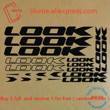 Bicycle Accessories Mtb Sticker Frame Road Bike Mountainbike Cycling DIY Bike Decorative Stickers Bike Reflective Decals