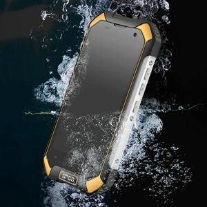 "Image 3 - Blackview BV6000S Original 4,7 ""IP68 Wasserdichte Robuste Handy 2GB + 16GB 13.0MP 4500mAh Dual SIM 4G Tough Outdoor Smartphone"