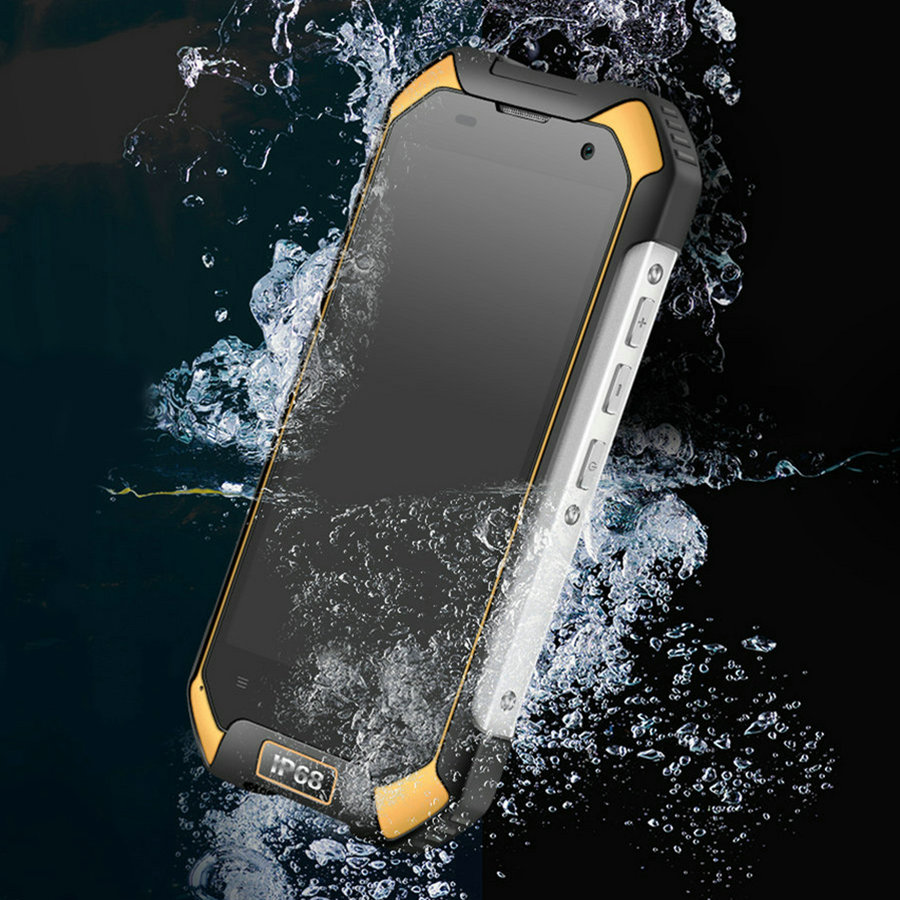 """Image 3 - Blackview BV6000S Original 4.7"""" IP68 Waterproof Rugged Mobile Phone 2GB+16GB 13.0MP 4500mAh Dual SIM 4G Tough Outdoor Smartphone-in Cellphones from Cellphones & Telecommunications"""