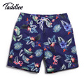 Taddlee Brand Men's Boxers Trunks Active Bermudas Boardwear Quick Dry Men Active Sweatpants Man Swimwear Swimsuits Beach Bottoms