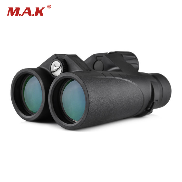 8X42 HD Binoculars Telescope BAK4 Prism Central focus Waterproof life Night Vision Telescope for Watching Hunting Outdoor 8x magnification high quality central zoom bak4 low light night vision binoculars telescope 8x42