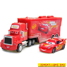 цена на Cars Disney Pixar Cars 3 Mack Truck The King Diecast Metal Alloy Toy Car No.95 Disney 1:55 Loose Brand New In Stock