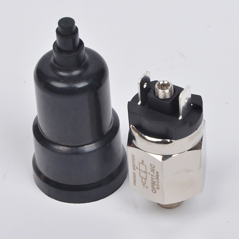 Film Sheet Adjustable Pressure Switch QPM11-NO / NC Constant Closed Pressure Switch Controller