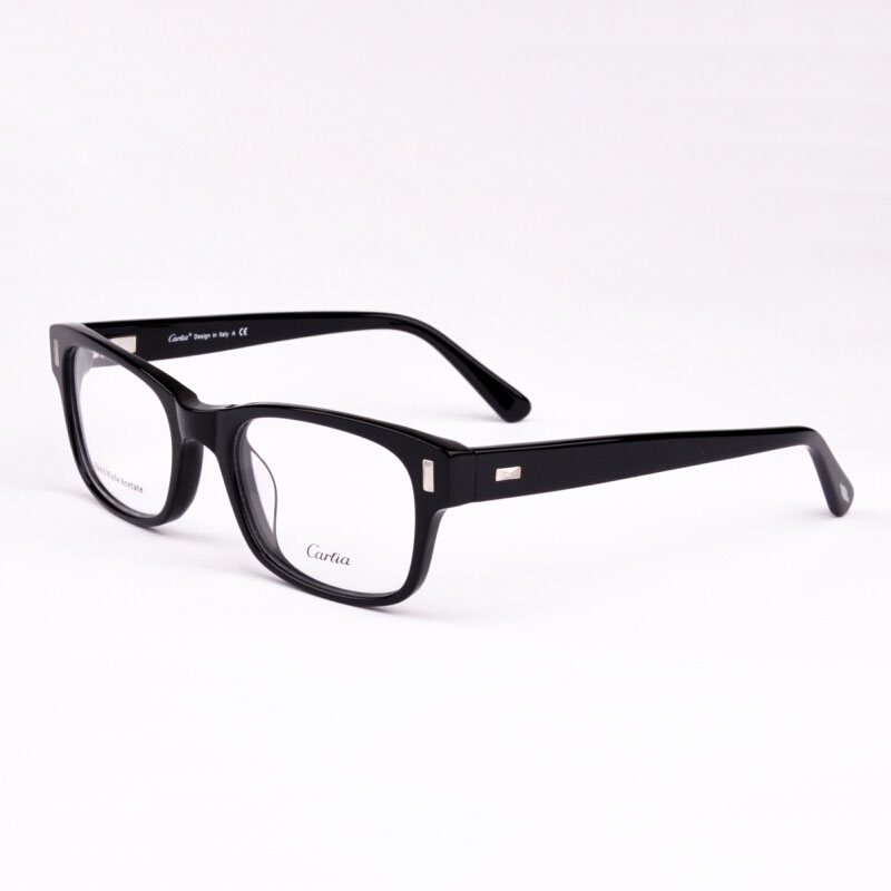 hot best quality optical 5232 plank frame myopia astigmatism lens eyeglasses frame brand men women fashion