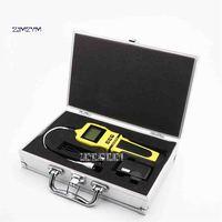 Zjmzym Новый аккумуляторная BH 90 (EX) портативный детектор утечки горючего газа метана сжиженного природного сигнализации детектор утечки газа