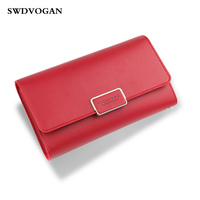 Women Wallet Handbag Wallet Case For IPhone Xiaomi Redmi 4x Ladies Purse For Girls PU Leather