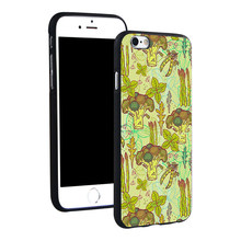 Green vegetables love phone case / cover for iPhone 4 4S 5C 5 SE 5S 6 6S 7 Plus