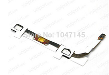 Best Selling 50pcs lot Original New Home Button Touch Sensor Flex Cable For Samsung Galaxy S4