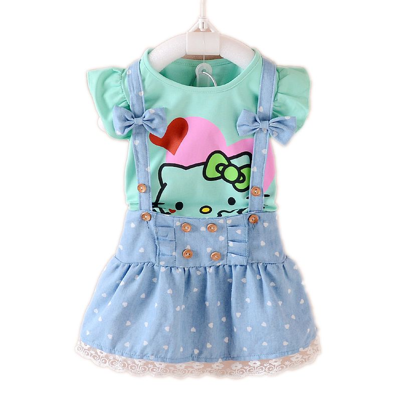Hello-Kitty-Girls-Dress-Dresses-Kids-Girls-clothes-Children-clothing-Summer-2017-Toddler-girl-clothing-Sets-Casual-Fashion-T569-3