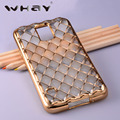 Luxury Plated Border Case For Samsung Galaxy S5 Silicone TPU Phone Cover For Samsung S5 Back Case For Samsung Galaxy S5