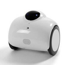 Standard HD WIFI Familie Roboter Baby Monitor mit Fernbedienung & 2-wege Stimme Gegensprechanlage mit Modifizierten Ton & Automatische Aufladung