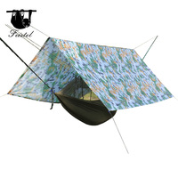 Feistel Hammock Rain Fly Tent Tarp Shelter Camping Shelter Rainfly Sun Shelters And Sunshade For Beach