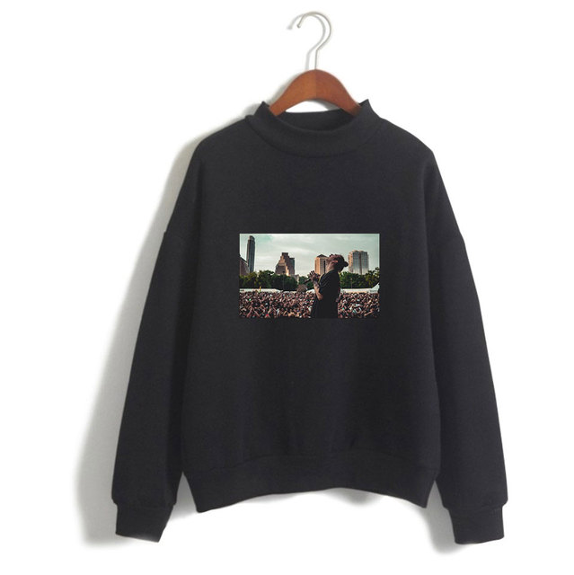 POST MALONE THEMED SWEATSHIRT (28 VARIAN)