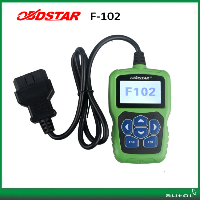 OBDSTAR F102 Pin Code Reader For Nissan/ for Infiniti F102 Auto Key programming and Odometer Correction Tool