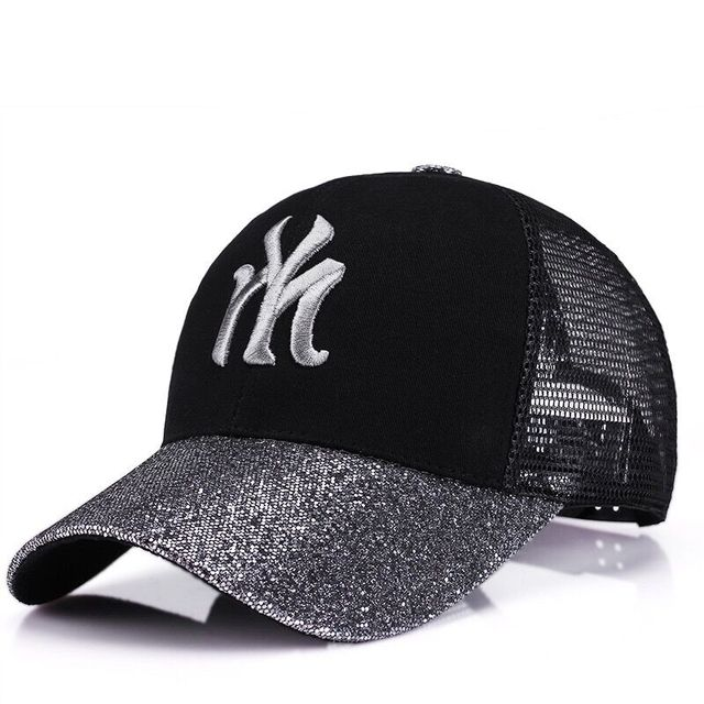 5b1bba04fef 2018 Adult Unisex Casual Baseball Caps Fashion Snapback Hats For Men Women  Black Sport Gorras Ny