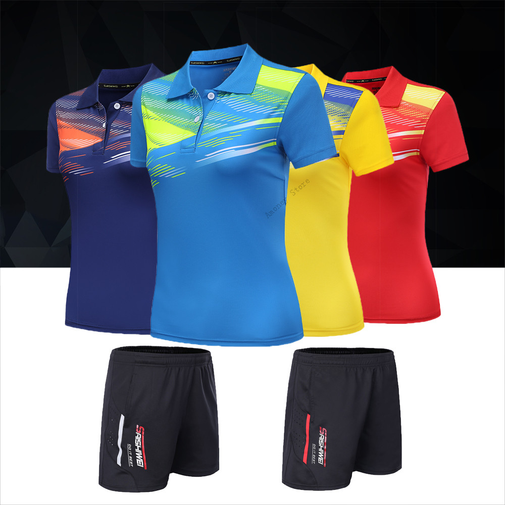 Adsmoney High Quality Men Golf Winter Shirt 100% Polyester Badminton Shirt Short Sleeve Tennis Shirts golf men polo shirts