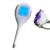 Día de la ovulación termómetro digital basal del cuerpo a medida con 60 memorias and azul backight/corporal basal termómetro/termómetro