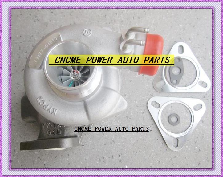 Oil Cooled TURBO TD04 49177-01500 49177-01501 MD168054 MD106720 For Mitsubishi Shogun Delica L200 L300 1988-96 4D56 4D56 T 2.5L