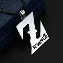Dragon Ball Z Logo Pendant Necklaces