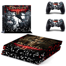 Divinity Original Sin 2 PS4 Skin Sticker