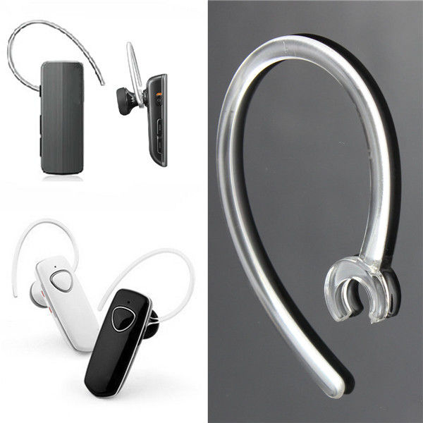 Portable Audio & Video 100% Quality 2x Bluetooth 6mm Silicone Headset Receiver Clip Clamp Holder Earhook Ear Loop Replacement Matching In Colour