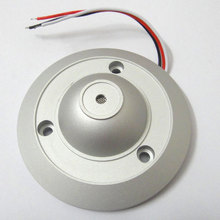 Mini Metal UFO-type high-sensitivity Audio CCTV microphone monitor head for DVRs