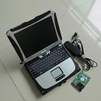 CF-19 Touchbook with HDD Expert mode For MB Star SD C4 Connect 4 Compact 2020.3 software Win7 free program offline
