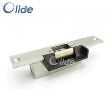 Электрический Чеканный замок на дверь для системы контроля доступа, DC 12 V дверной замок для автоматической двери