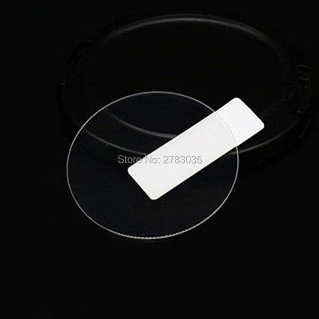 10 قطعة/الوحدة للغارمين Vivoactive 3 SmartWatch 9 H صلابة 2.5D رقيقة تشديد المقسى زجاج عليه طبقة غشاء رقيقة جدا واقي للشاشة الحرس
